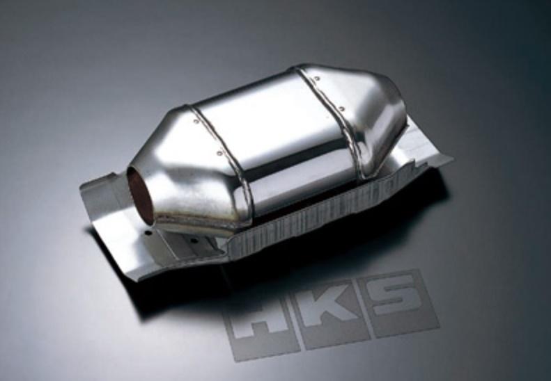 エッチケーエス 汎用 メタルキャタライザー 汎用触媒オーバル型 33005-AK001 配送先条件有り 排気系パーツ アウトレット メーカー直送 HKS