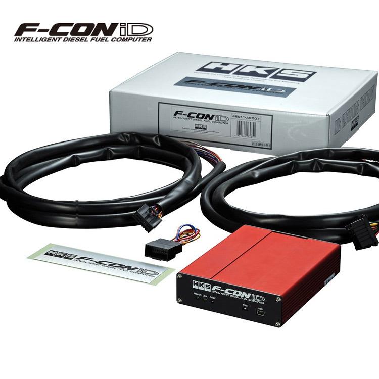 ハイエース レジアスエース コンピューター F-CON iD KDH 200系 HKS 42011-AT031 エレクトリニクス