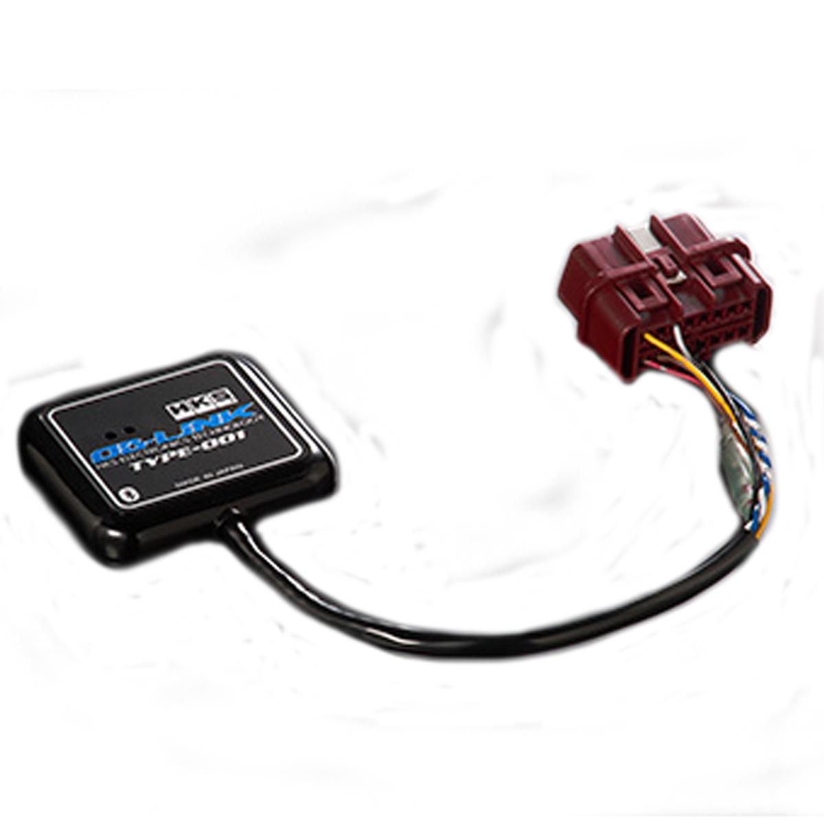 ヴェゼル モニター OBリンク タイプ 001 RU3 HKS 44009-AK002 エレクトリニクス 個人宅発送追金有