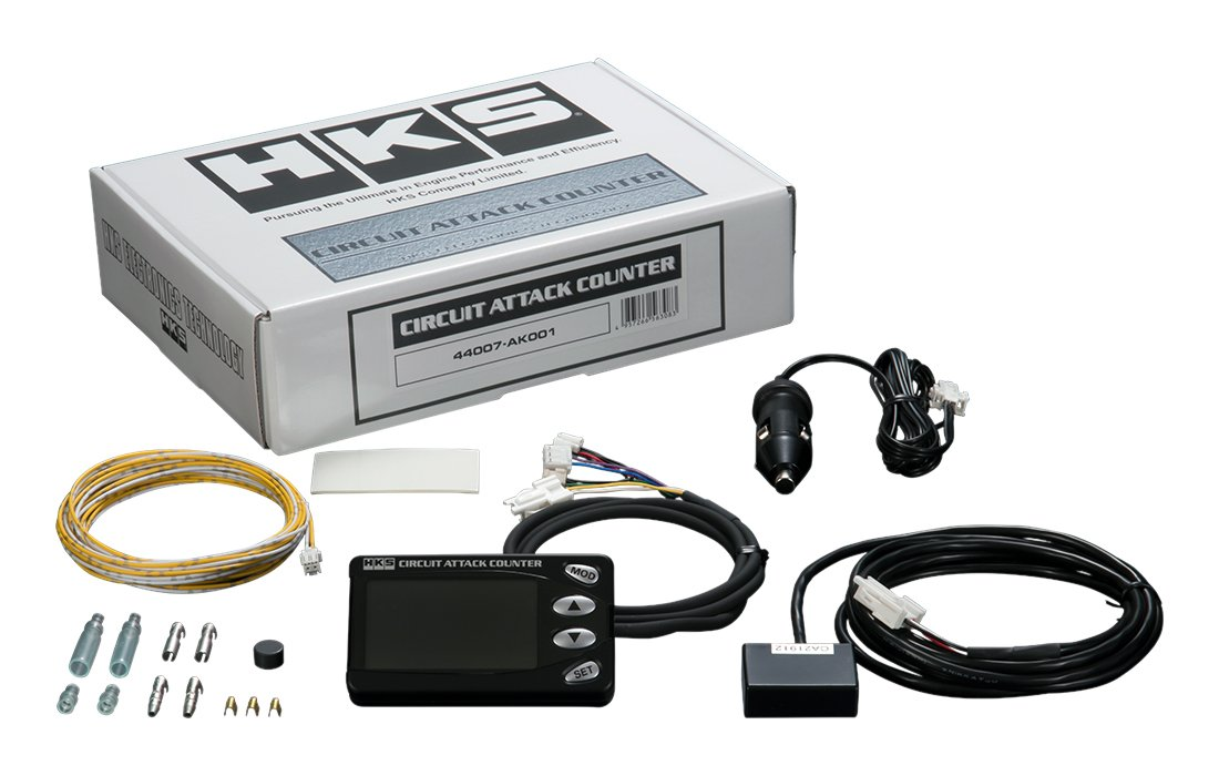 汎用 モニター サーキットアタックカウンター HKS 44007-AK001 エレクトリニクス 個人宅発送追金有