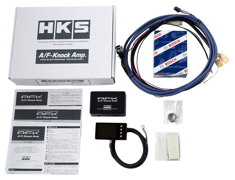 汎用 モニター A/Fノックアンプ3 HKS 44006-AK004 エレクトリニクス 個人宅発送追金有