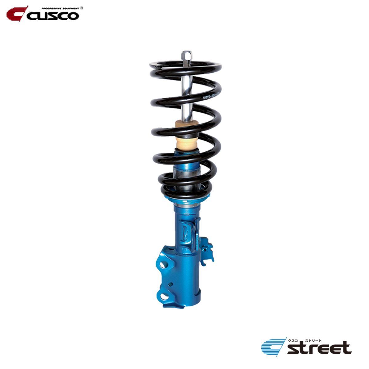 CUSCO クスコ アルファード ヴェルファイア ANH GGH25W 車高調 全長固定式 944-62K-CBA ストリート ゼロA STREET ZERO A