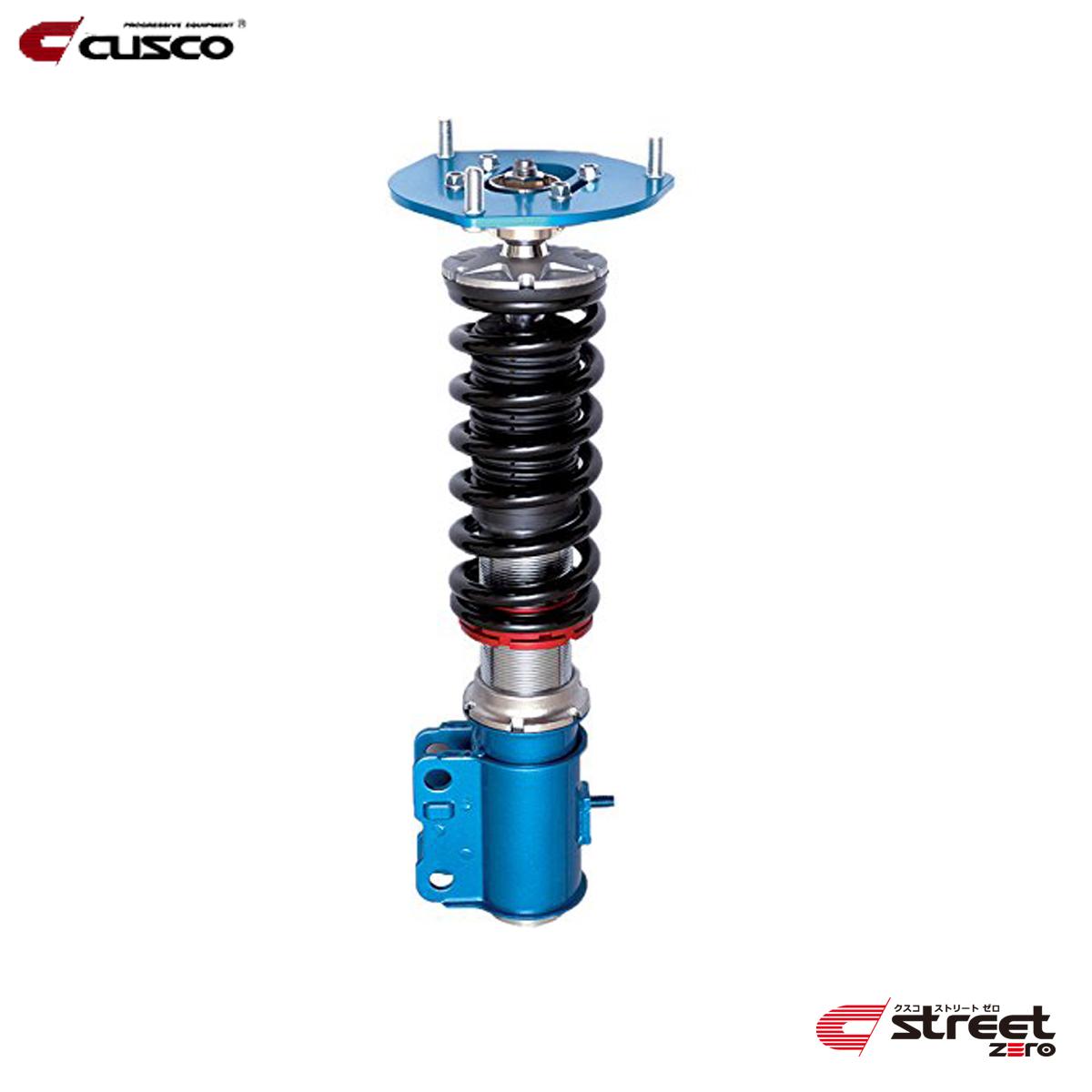 CUSCO クスコ フォレスター SG5 SG9 車高調 676-61P-CN