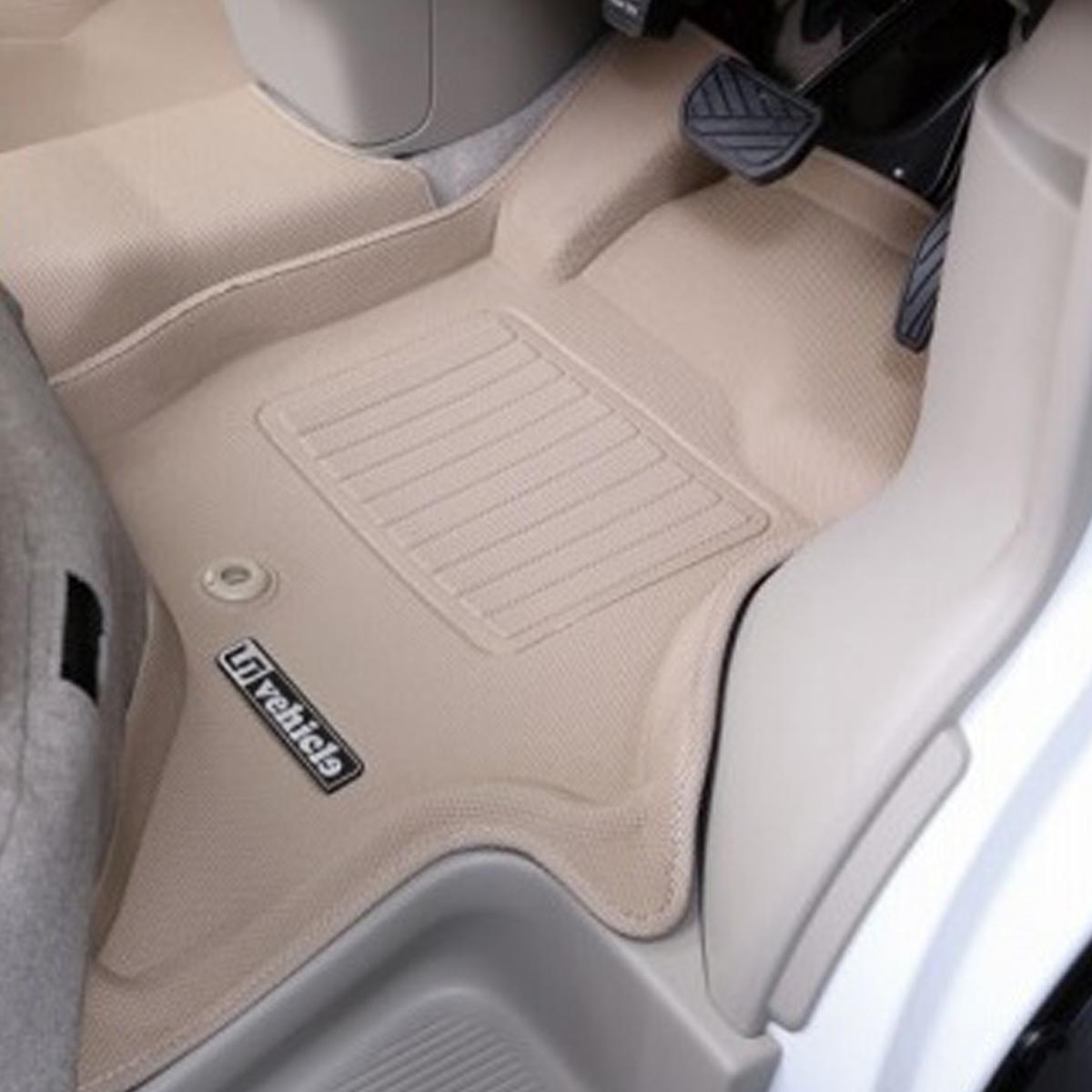ユーアイビークル エブリィワゴン DA17W 3Dラバーマット 1台分 UI-vehicle ユーアイ