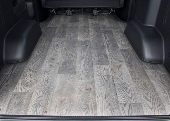 ユーアイビークル ハイエース 200系 バン 標準 ナロー/ワイド CFカーゴマット ミドルタイプ アルミチェッカー柄 2.3厚 UI-vehicle ユーアイ