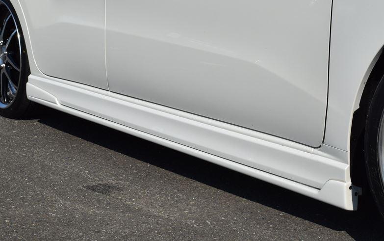 BLESS CREATION ムーブカスタム LA150S アンダーサイドスポイラー 塗装済 ブレス クリエイション
