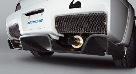 SPOON SPORTS スプーン スポーツ S2000 AP1 2 S-TAI DIFFUSER S耐 ディフューザー 71502-AP1-000 配送先条件有り