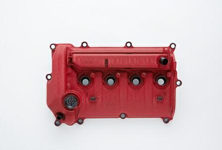 SPOON SPORTS スプーン スポーツ フィット DAA-GP5 6/DBA-GK5 6 HEAD COVER RED ヘッド カバー レッド 12310-GK5-R00