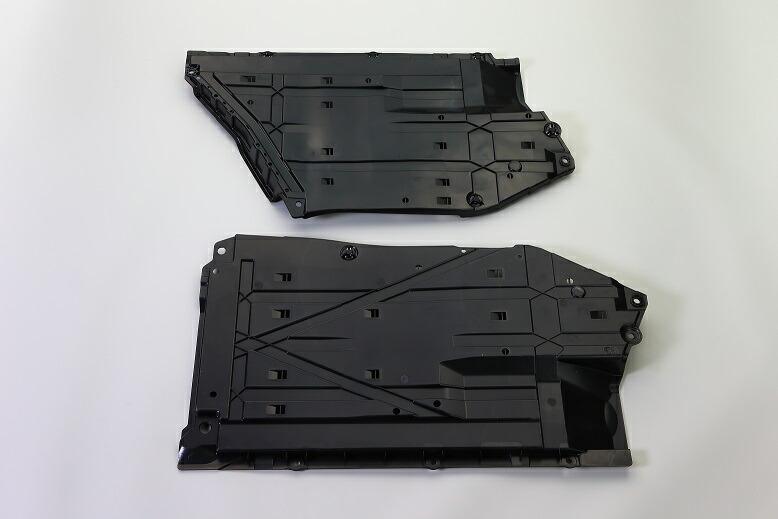 SPOON SPORTS スプーン スポーツ CR-Z ZF1 2 UNDER PANEL KIT アンダー パネル キット 74641-ZF1-000 配送先条件有り