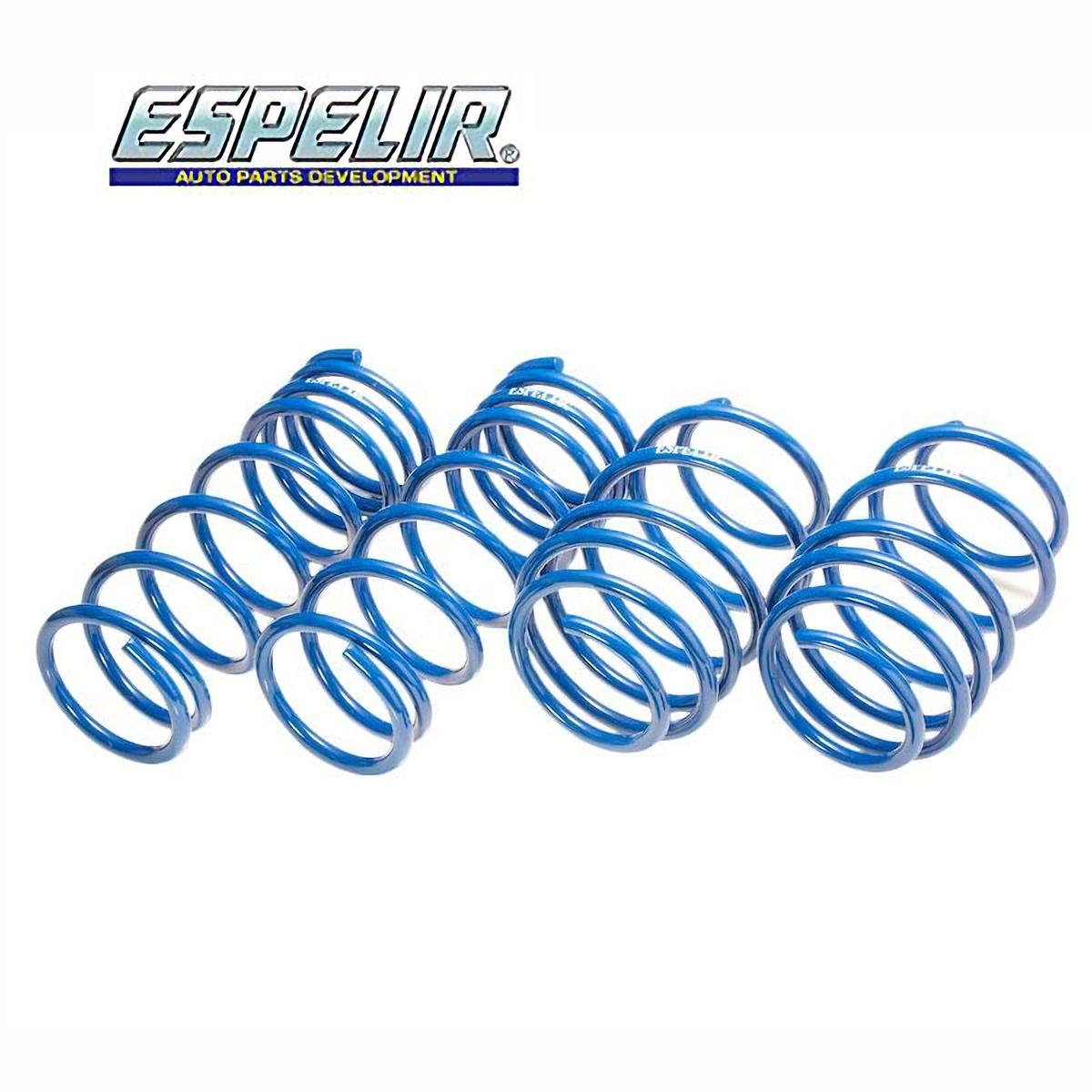 ESPELIR ノア ZRR85G スプリング ダウンサス エスペリア スーパーダウンサス EST-1591R 限定価格セール Super リア DOWNSUS 10%OFF