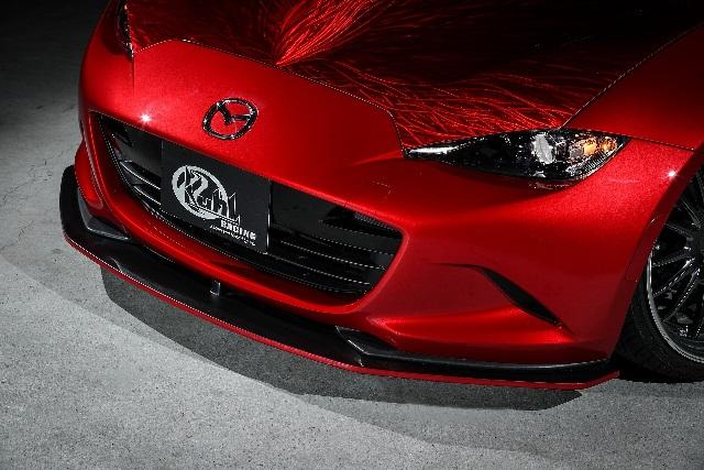 KUHL RACING ロードスター フロントディフューザー SG 塗り分け塗装 ND5-SS クール レーシング