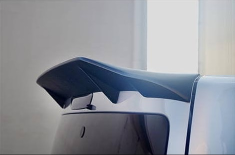 S A D カスタムジャパン NV350 キャラバン E26 2型 標準 ナロー リアウイング ウィング S.A.D CUSTOM JAPAN AGENT NV-R エージェント 配送先条件有り
