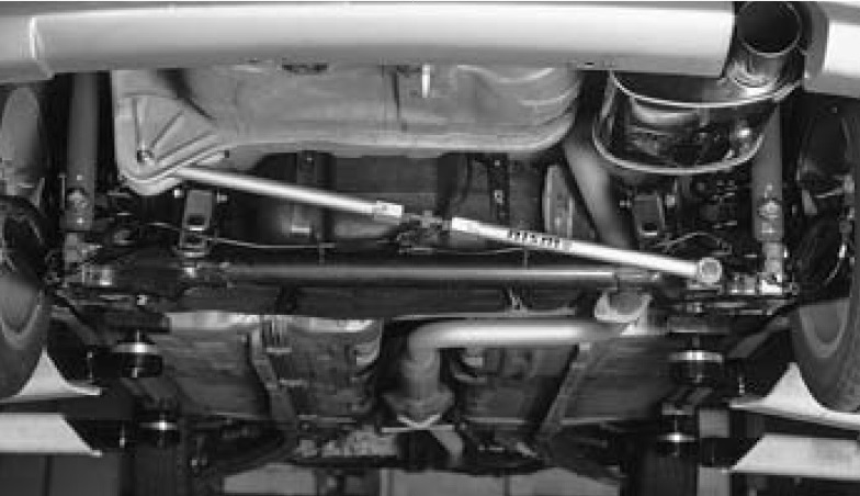 ニスモ マーチ K11 2WD パナールロッド 55130-RS261 NISMO 配送先条件有り