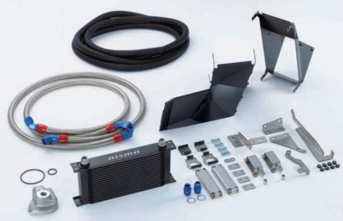 ニスモ スカイラインGT-R BNR32 エンジンオイルクーラーキット 空冷式タイプ 21300-RRR20 NISMO 配送先条件有り