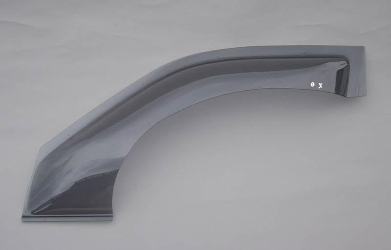 ZOO PROJECT ズープロジェクト グランビア グランドハイエース VCH10/16 RCH11 KCH10/16 オックスバイザー ベイシックモデル フロントサイド用 OX-122