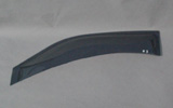 ZOO PROJECT ズープロジェクト エルグランド E50 オックスバイザー スポーティーカット フロントサイド用 SP-09