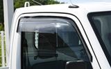 ZOO PROJECT ズープロジェクト ミニキャブトラック DS16T オックスバイザー スポーティーカット フロントサイド用 SP-112