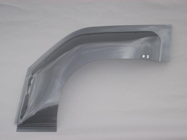 ZOO PROJECT ズープロジェクト ハイゼットカーゴ S320V S321V S330V S331V オックスバイザー ベイシックモデル フロントサイド用 OX-706