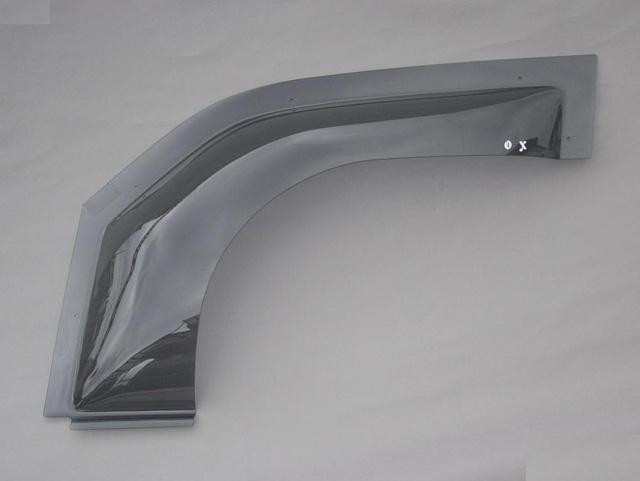 ZOO PROJECT ズープロジェクト ムーヴ L900S L902S L910S L912S オックスバイザー ベイシックモデル フロントサイド用 OX-702