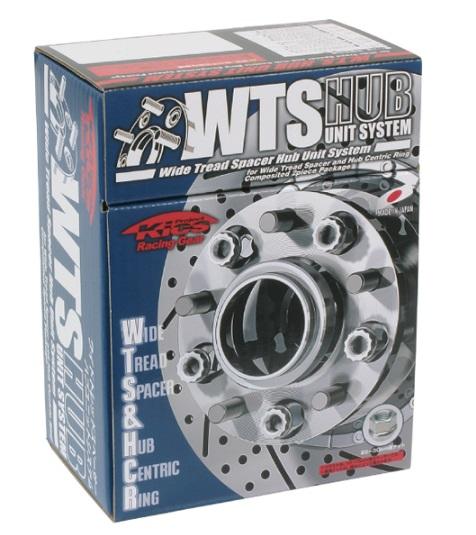 協永産業 WTS ハブユニットシステム ワイドトレッドスペーサー M12×P1.25 普通車用 5穴 PCD114.3 φ66 厚み25mm 5125W3-66 KYO-EI Kics W.T.S. HUB UNIT SYSTEM キックス