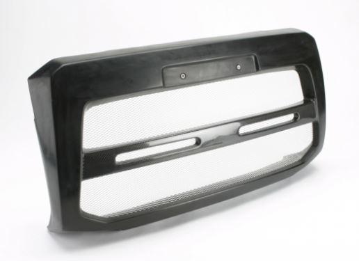 ロードハウス デリカD:5 D5 4WD 2WD 前期 TGS Modified FaceMask モディファイドフェイスマスク FRP-BLK Twilld-Carbon TGS-FM401A ROADHOUSE