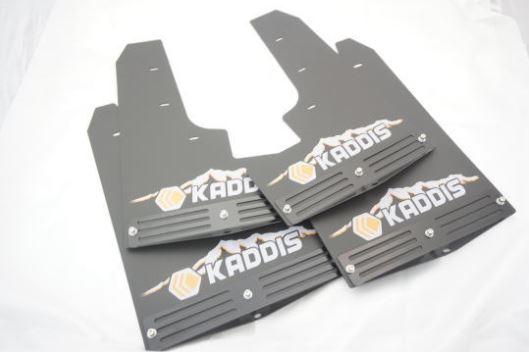 4年保証 デリカD:5 D5 ロードハウス KADDIS専用 カディス専用 マッドフラップ PREMIUM プレミアム ROADHOUSE カディス 泥除け KD-EX16014 CV1W エアロパーツ 人気急上昇 オレンジ 後期