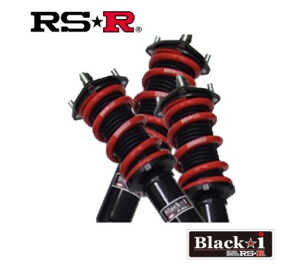 RS-R IS250 Fスポーツ GSE30 車高調 リア車高調整:ネジ式 BKT191MA ブラックi アクティブ RSR 個人宅発送追金有
