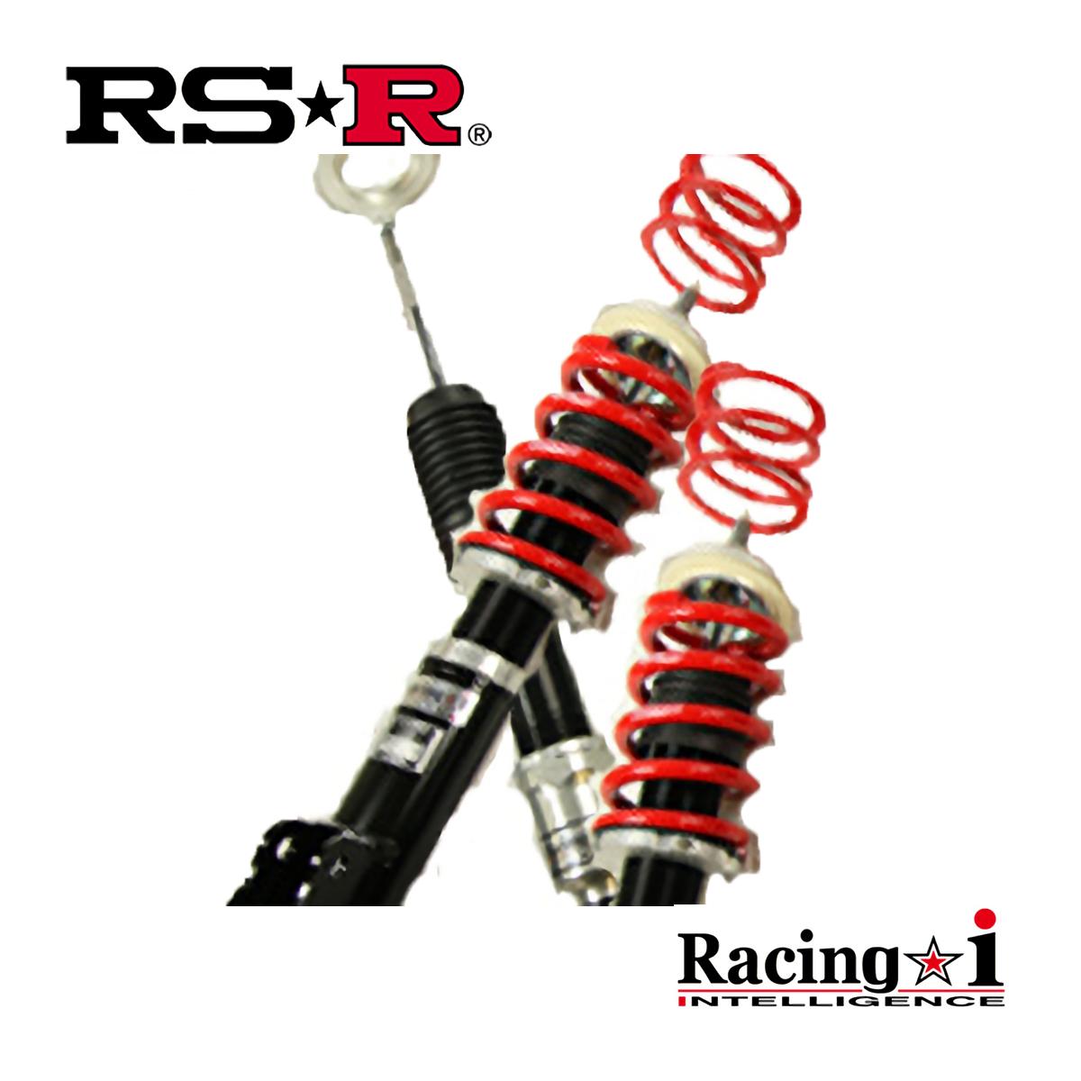 RS-R N-ONE RS JG1 車高調 リア車高調整:スペーサー式 SPIH450MSP レーシングi RSR 個人宅発送追金有