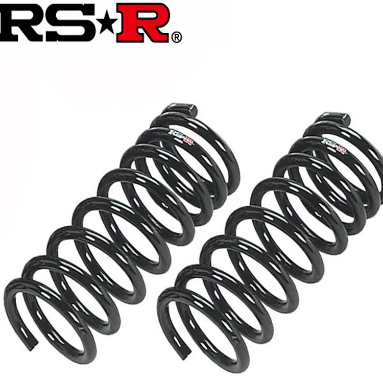 RS-R N-VAN NVAN Nバン JJ2 プラスSTYLE FUN ターボ ホンダセンシング ダウンサス スプリング リア H431SR RSR スーパーダウン RSR 個人宅発送追金有