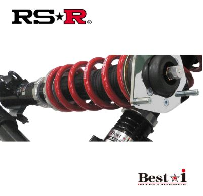 RS-R メルセデスベンツ Aクラス W176 A45 AMG 4マチックエディション1 車高調 リア車高調整:ネジ式 BIBE042M ベストi RSR 個人宅発送追金有