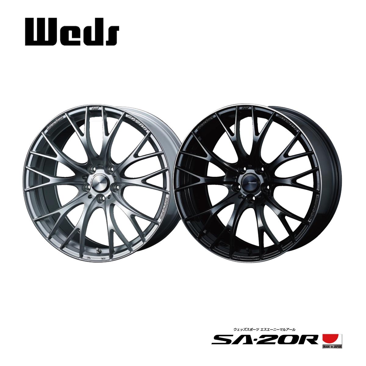 ウエッズスポーツ WedsSport SA-20R ホイール 1本 18 インチ 5100 7.5J+45 ウェッズ WEDS