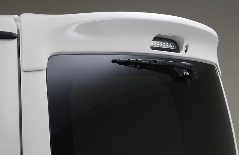 ハイエース KDH・TRH200系 4型 標準 ナロー リアウィング ウイング CRS ESSEX エセックス シーアールエス