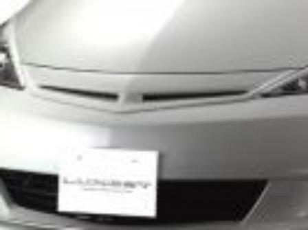 AMS エスティマ MCR ACR30 40W 後期 G X J フロントグリル カメラ有り 塗装済 LUXEST ラグゼス