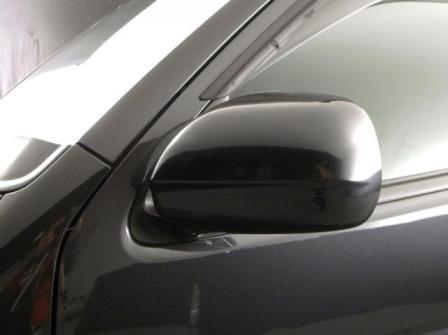 AMS ハイエース KDH TRH200系 1・2型 標準 ミラーカバー 塗装済 LUXEST ラグゼス