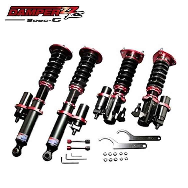 BLITZ ブリッツ マークX GRX130 GRX133 エンジン形式 4GR-FSE・2GR-FSE DAMPER ZZ-R 車高調 ダンパー コードNO 92785