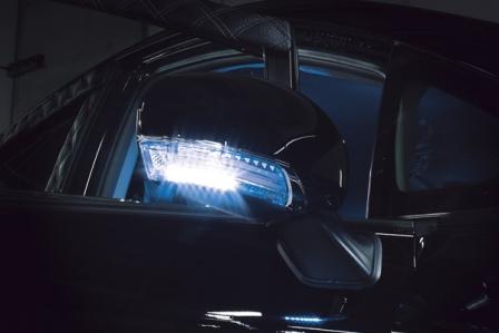 BRASSEN ブラッセン LEDウィンカーミラーレンズキットT1 マークX GRX130~135