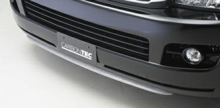 ボクシースタイル ハイエース 200系 1型 2型 ワイド フロントバンパーエクステ boxystyle