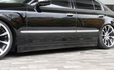 Butterfly System バタフライシステム シーマ F50 サイドステップ グランツインターナショナル GLANZ INTERNATIONAL