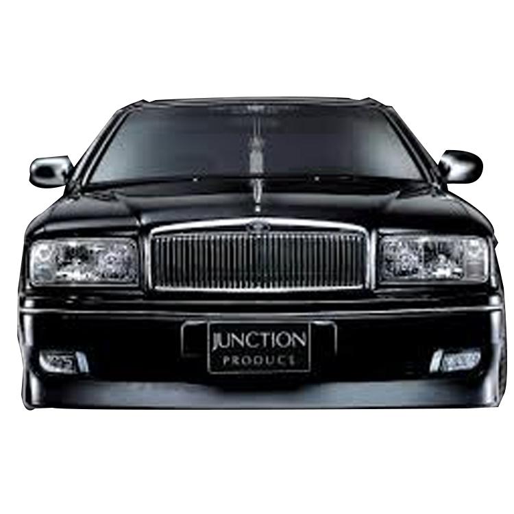 JUNCTION PRODUCE ジャンクションプロデュース フロントバンパースポイラー 未塗装 プレジデント JHG50 PHG50