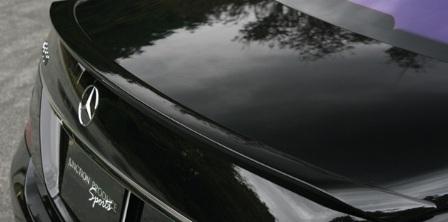 JUNCTION PRODUCE ジャンクションプロデュース Sports メルセデス・ベンツ W221 Sクラス トランクスポイラー カーボン 配送先条件有り
