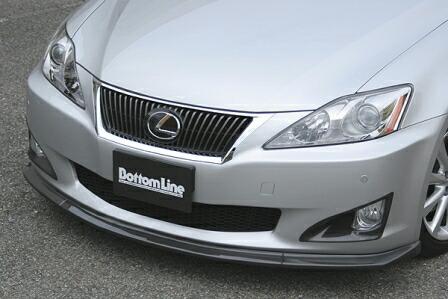 チャージスピード レクサス GSE20/21/25 中期 IS フロントボトムライン カーボン CHARGESPEED BottomLine ボトムライン