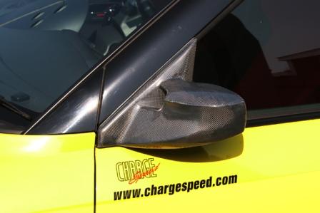 チャージスピード スイフトスポーツ ZC31S エアロミラー カーボン CHARGESPEED 撃速CHARGE SPEED 撃速チャージスピード
