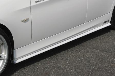 チャージスピード BMW E90 前期 3シリーズ サイドボトムライン FRP CHARGESPEED BottomLine ボトムライン