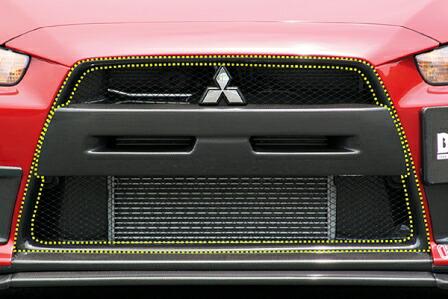 チャージスピード ランエボ ランサー CZ4A エボリューションX センターフレーム タイプ1 カーボン CHARGESPEED BottomLine ボトムライン