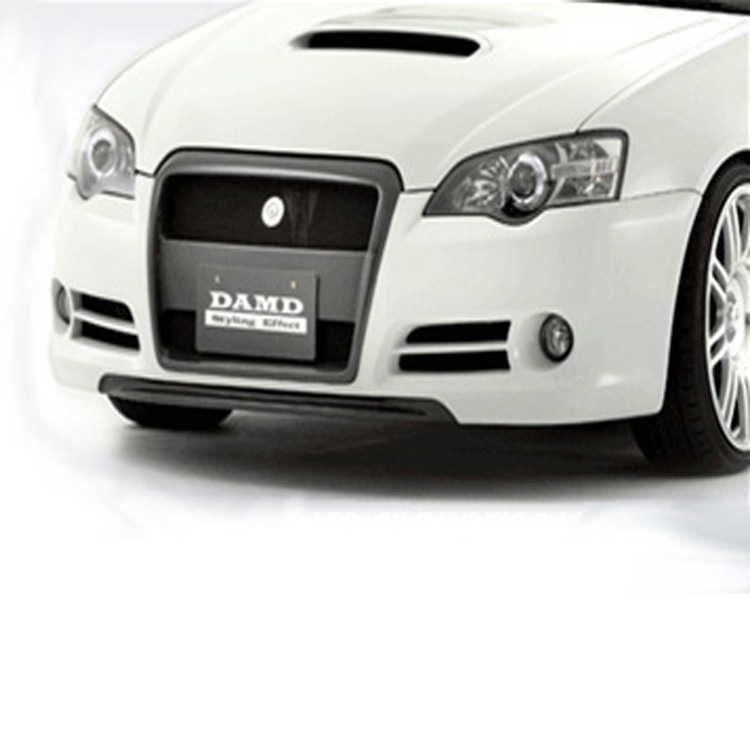 DAMD ダムド フロントバンパー レガシィ B4 BL5 BL9 BLE D~F型 スタイリングエフェクト カーボン
