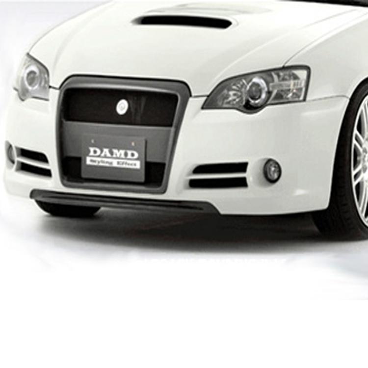 DAMD ダムド 2ピースキット レガシィ B4 BL5 BL9 BLE A~F型 スタイリングエフェクト FRP