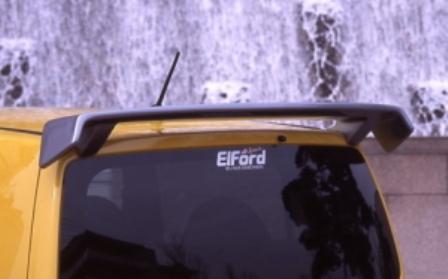Elford エルフォード MAX リアウィング FRP
