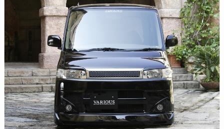 ファブレス タント L350 360S RS フロントグリル FABULOUS VARIOUS