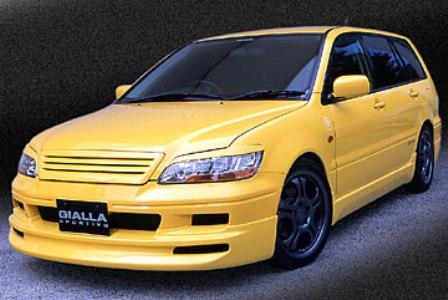 ジアラ ランサーセディアワゴン CS5W フロントグリル GIALLA スポルティボ
