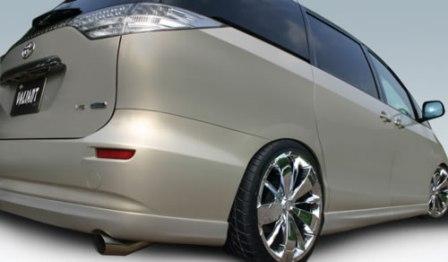 ガレージベリー エスティマ ASR GSR50系 AHR20 前期 サイドステップ ウレタン 10-5141 GARAGE VARY VALIANT ヴァリアント